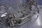 97 Ducati 748 Main Frame Chassis Body