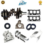 Jaguar-land Rover 2.7 Diesel Engine Crankshaft 276dt + Engine Rebuild Parts Kit
