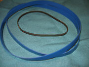 Blue Max Urethane Band Saw Tires And Drive Belt For Delta 28-190 Band Saw
