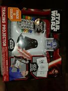 🔥🔥brand New. Star Wars Episode Vii The Force Awakens Deluxe Tracing Projector