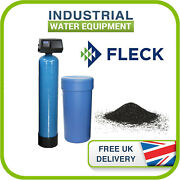 Fleck Pure Water Filter Activated Carbon Chlorine And Taste Remove 600-14000l P/h