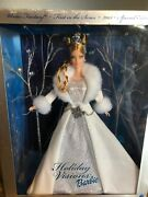 2003 Winter Fantasy Holiday Vision Special Edition-barbie First In Series
