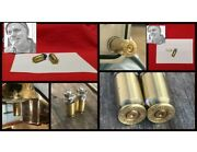 Motorcycle License Plate Bolts 2 Fasteners- Brass