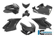 Ilmberger Racing Gloss Carbon Superstock Fairing Kit Ducati Panigale V4 S 2018