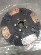Traction Clutch Disc For New Idea Uni Harvester 709874