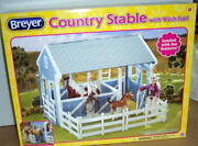 Breyer Horse Country Stable With Wash Rack For Classic Horses 2012 699 Nib