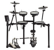 V-drums Roland / Td-1dmk Electronic Drum Set Light Music Club From Japan By Ems