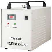 Cw-3000dg Industrial Water Chiller For 60w/80w Co2 Laser Tube Cnc Engraving