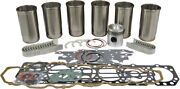 Engine Overhaul Kit Diesel For Ford/new Holland 9000 9600 9700 ++ Tractors