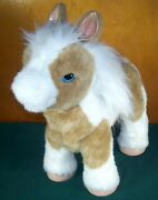 2011 Hasbro Furreal Friends Baby Butterscotch My Magical Show Pony Pet Horse