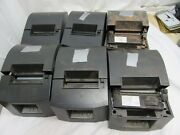 6 Star Micronics Tsp600 Point Of Sale Thermal Receipt Printers Parts/repair