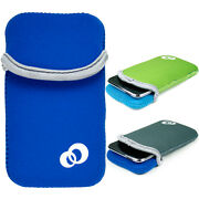 Smartphone Cover Case Pouch Universal Fit Reversible Neoprene