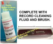 Complete Record Cleaner Brush And Anti-static Fluid Cleaning Kit Combo Le-bo Best