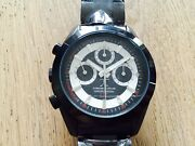 Jacques Cantani Left Hand Chronograph Watch Model Ranger - Jc-1090 New