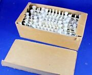 O/s - Plasticville - Cg-10 Dealer Box - Gate Sections - Early Plasticville