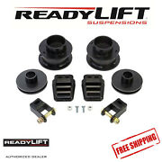 Readylift 3 Front Coil Spacers 1 Rear Sst Lift Kit Fits 2014-2019 Ram 2500 4wd