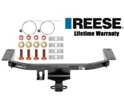 Reese Trailer Hitch For 16-19 Mazda Cx-9 All Styles 2 Towing Receiver Class 3