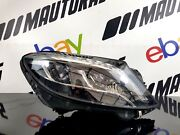 Mercedes W222 S-class Headlamp Full Led Right Left Side A2229069102 A2229069002