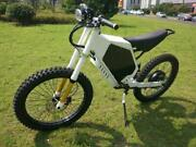 19 Motorcycle Wheel And Seat 3000w-8000w Stealth Bomber Electric Mountain Bike