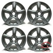 Set Of 4 Mercedes Cls 550 2012 2013 2014 18 Factory Oem Staggered Wheels Rims