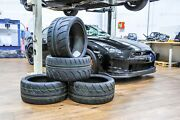 Toyo R888r Racing Tires 235/35zr19 Front And 305/30zr19 Rear