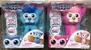 2x Little Live Pets Wrapples Princeza Pink And Blue Skyo Interactive Toy Set Of 2.