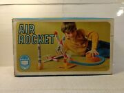Vintage Sears Air Rocket From The Big Toy Box T2430