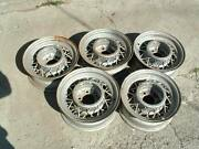 Gm Cadillac 15 Inch Wire Wheel 1957 Vintage 51 52 53 54 55 56 57 58 Buick Olds