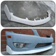 Front Lip / Splitter Jand039s Racing Style For Lexus Is300 Toyota Altezza Sxe10