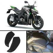 Z1000 Tank Traction Side Pad Gas Knee Grip Protector Sticker For Kawasaki Zr1000