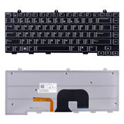 100 New Keyboard For Dell Alienware M14x R1 R2 Pk130ml1b14 02m4nw W/ Backlight