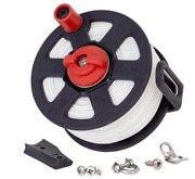 Rob Allen Vecta Reel With Line For Spearguns Spearfishing Reel With Dyneema 2 Mm