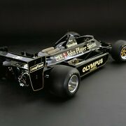 Lotus 79 Ford 1978 Rear View By Rick Graves