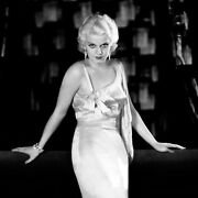 Jean Harlow Andlsquothe Public Enemyandrsquo Limited Edition Print