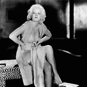 Jean Harlow Hold Your Man Limited Edition Print