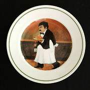 Sommelier By Guy Buffet Williams Sonoma Waiters Salad Plate Cassoulet And Beaujo
