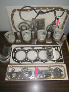 Ford Tractor Engine Kit 268, Turbo 755-7710 4cyl
