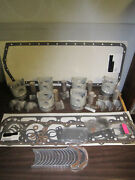 Ford Tractor Engine Kit 401 Diesel 7810-tw5 6cyl Late Models 1988-up
