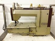 Union Special Xf511 High Speed Hd Chainstitch Industrial Sewing Machine