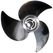 Volvo Penta F2 Duo Prop Stainless Steel Forward Propeller 3857557 For Dps Drive