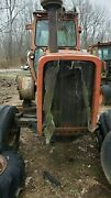 Ac Allis Chalmers 7000 Tractor Front Nose Grille Shell