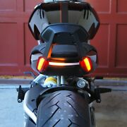 Ducati Xdiavel Rear Turn Signals Backrest - New Rage Cycles
