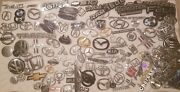 Lot Of Car Emblems [chevy Ford Honda Toyota Cadillac Bmw Mercedes And More]