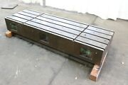 87-1/2 X 23-1/2 X 10 T Slotted Floor Plate Yoder 65397