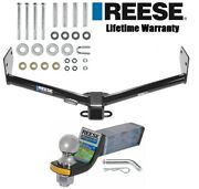 Reese Trailer Hitch For 03-11 Honda Element All Styles Inc Sc W/ Mount And 2 Ball