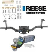Reese Trailer Hitch For 14-19 Ram Promaster 1500 2500 3500 W/ Mount And 2 Ball