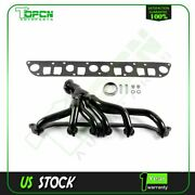 Manifold Header/exhaust For Jeep Wrangler Cherokee 91-99 4.0l Tj Yj Xj Stainless