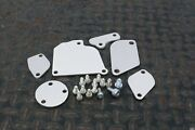 Lrb Speed Fc 13b S4 Na Rx7 Aluminum Block Off Plates Fc3s Rx-7 With Hardware