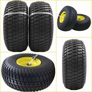 John Deere Riding Lawn Mowers Front Tire Replacement Parts 2 Pack Accessories