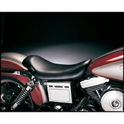 Le Pera Smooth Silhouette Solo Seat 1996-2003 Harley Dyna Fxd Models